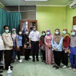 Anies untuk Tim Medis di Kepulauan Seribu: Terimakasih, Kami Sampaikan Rasa Hormat Yang Amat Tinggi!