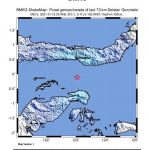 Gempa Magnitudo 5,1 Guncang Teluk Tomini Gorontalo, BMKG: Tidak Berpotensi Tsunami