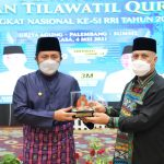 Direksi LPP RRI ApresiasiSumsel Sukses Jadi Tuan Rumah PTQ Tingkat Nasional