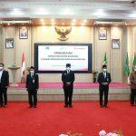 Bank Banten Kukuhkan Pengurus Baru, Berikut Strukturnya