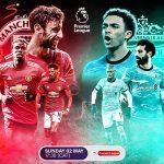 Sesaat Lagi! Big Match Man United vs Liverpool, Duel Penentu Gelar Juara Liga Inggris