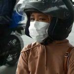 Tak Lagi Punya Pekerjaan di Jakarta, Pemudik Wanita Sampai Menangis Saat Diminta Putar Balik