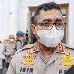 Kapolrestabes Surabaya, Kombes Pol Jhonny Edison Isir