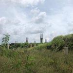 Lokasi pembangunan masjid Sriwijaya di Palembang mangkrak sejak 2018..(HANDOUT)