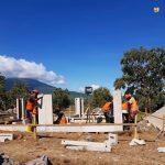 Pembangunan Huntap RISHA NTT