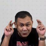 Penggiat media sosial, Denny Siregar. Foto: tangkapan layar akun Youtube CokroTV