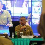 Walikota Tangerang Selatan Benyamin Davnie