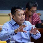 Anggota Komisi I DPR RI Hasanuddin