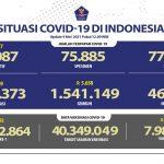 Data Covid 19 Indonesia.