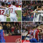 Ketat! Empat Tim Saling Kejar, Juara La Liga Sulit Diprediksi