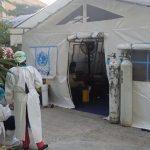 Tenda darurat RSUD Kramat Jati