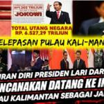 Cek Fakta! Jokowi Serahkan Pulau Kalimantan ke China sebagai Jaminan Hutang