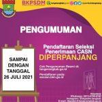 Breaking News: Pemkab Tangerang Perpanjang Pendaftaran Calon ASN Hingga 26 Juli