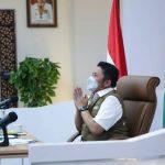 Menhub Sebut Pelabuhan Tanjung Carat Program Prioritas, HD: Bulan November Mulai Dibangun