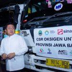 Gubernur Herman Deru Pastikan Ketersediaan Oksigen Medis untuk Sumsel Lebih Dari Cukup