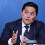 Erick Thohir: Jangan Jadi Pejabat Publik Kalau Dikritik Marah