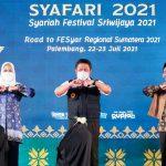 Buka SYAFARI 2021, HD: Setiap Umat Islam Bertanggung Jawab Mensyiarkan Ekonomi Syariah