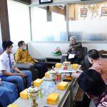 Terima Calon PASKIBRAKA Nasional, MY: Jaga Nama Baik Sumsel