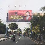Billboard Puan Terpasang di Kota Palembang, Direkrur LSPP: Nggak Main-main Ingin Nyapres