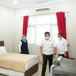 Herman Deru Beberkan Angka Kesembuhan Pasien Covid-19 Sumsel Lampaui Nasional