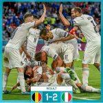 Lolos ke Semifinal Usai Gebuk Belgia, Italia Lanjutkan Kedigdayaannya di Euro 2020