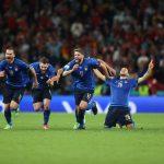 Dramatis! Tundukkan Spanyol Lewat Adu Pinalti, Italia Lolos ke Final Euro 2020