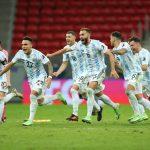 Argentina Tantang Brasil di Final Copa America 2021