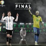 Prediksi Final Copa America 2021: Neymar Kembali Bikin Messi Menangis