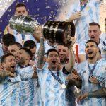 Selamat! Argentina Juara Copa America 2021