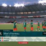 Hasil Sepakbola Olimpiade Tokyo 2020: Prancis Dibantai Meksiko, Spanyol Diimbangi Mesir
