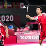 Olimpiade Tokyo 2020: The Daddies Bungkam Ganda Malaysia
