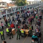 Ilustrasi pengecekan dokumen di Stasiun Bogor (ERA.id)