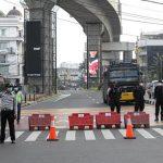 Polisi Amankan Enam Orang Pendemo Tolak PPKM di Jakarta Hari Ini