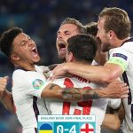 Harry Kane Cemerlang, The Three Lions Bantai Ukraina 4-0
