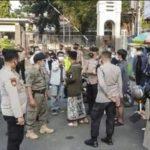 Nekat Turun Jalan Saat PPKM Darurat, Aksi 'Pekan Perlawanan' BEM Semarang Dibubarkan Aparat