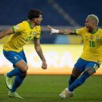 Bungkam Peru 1-0, Brasil Melenggang ke Final Copa America 2021