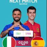 Prediksi Semifinal Euro 2020: Misi Italia Tuntaskan Dendam ke Spanyol
