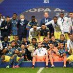 Kalahkan Peru, Kolombia Rebut Medali Perunggu di Copa America 2021