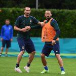 Final Euro 2020: Duel Barisan Bek Tua Italia Vs Penyerang Muda Inggris