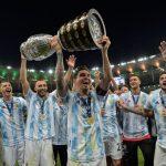 Borong Semua Penghargaan Copa America 2021, Lionel Messi Sempurna!