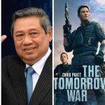 """Heboh! SBY Muncul di Film Hollywood """"The Tomorrow War"""""""