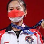 Windy Persembahkan Medali Pertama di Olimpiade Tokyo 2020, Presiden Jokowi: Selamat!