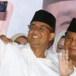 Survei Pilpres 2024: Paslon Prabowo-Anies Teratas, Ganjar-Erick Posisi Kedua