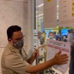 Tanpa Ampun! Anies Langsung Tutup dan Pidanakan Kantor Non Esensial Buka Saat PPKM Darurat