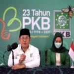 Harlah ke-23, Gus AMI Sampaikan Rasa Syukur PKB Telah Naik Level