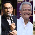 Empat Kepala Daerah Ini Berpotensi Maju pada Pilpres 2024