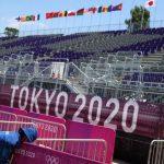 Olimpiade Tokyo akan digelar tanpa penonton. (REUTERS/THOMAS PETER)