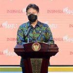 Menteri Kesehatan (Menkes) Budi Gunadi Sadikin
